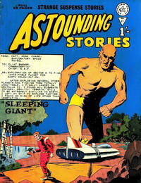 Cover Thumbnail for Astounding Stories (Alan Class, 1966 series) #21