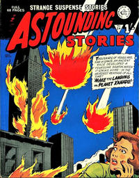 Cover Thumbnail for Astounding Stories (Alan Class, 1966 series) #24