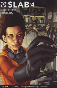 Cover Thumbnail for Slab (Double Take, 2015 series) #4