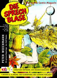 Cover Thumbnail for Die Sprechblase (Norbert Hethke Verlag, 1978 series) #188