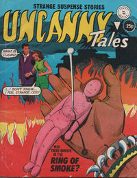 Cover Thumbnail for Uncanny Tales (Alan Class, 1963 series) #158