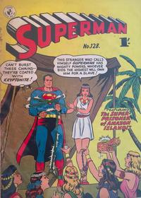 Cover Thumbnail for Superman (K. G. Murray, 1947 series) #128