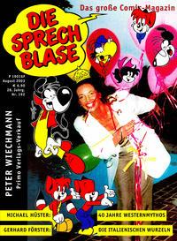 Cover Thumbnail for Die Sprechblase (Norbert Hethke Verlag, 1978 series) #192