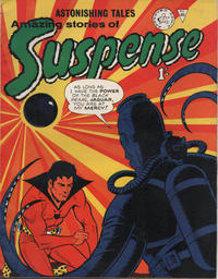 Cover Thumbnail for Amazing Stories of Suspense (Alan Class, 1963 series) #90 [B]