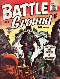 Cover Thumbnail for Battleground (L. Miller & Son, 1959 series) #1