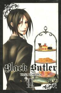 Cover Thumbnail for Black Butler (Yen Press, 2010 series) #2
