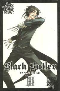 Cover Thumbnail for Black Butler (Yen Press, 2010 series) #3