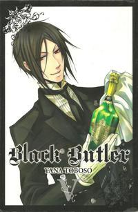 Cover Thumbnail for Black Butler (Yen Press, 2010 series) #5