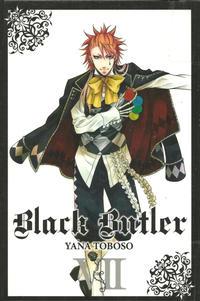 Cover Thumbnail for Black Butler (Yen Press, 2010 series) #7