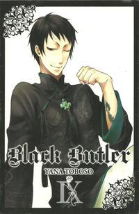 Cover Thumbnail for Black Butler (Yen Press, 2010 series) #9