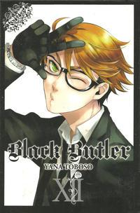 Cover Thumbnail for Black Butler (Yen Press, 2010 series) #12
