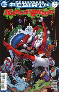 Cover Thumbnail for Harley Quinn (DC, 2016 series) #10