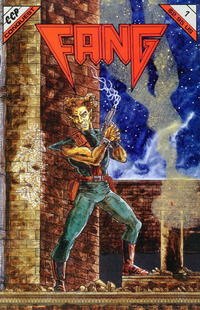 Cover Thumbnail for Fang (Conquest Press, 1993 series) #1