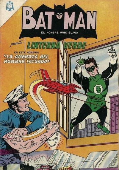 Cover for Batman (Editorial Novaro, 1954 series) #236
