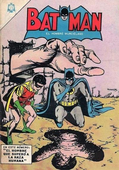 Cover for Batman (Editorial Novaro, 1954 series) #253