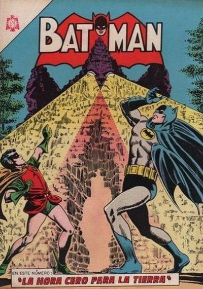 Cover for Batman (Editorial Novaro, 1954 series) #266