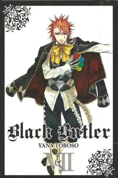 Cover for Black Butler (Yen Press, 2010 series) #7