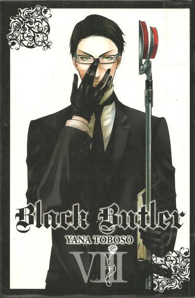 Cover for Black Butler (Yen Press, 2010 series) #8
