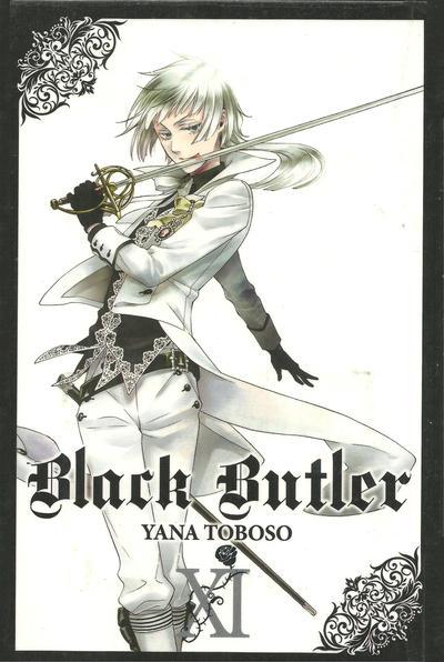 Cover for Black Butler (Yen Press, 2010 series) #11