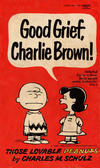 Cover for Good Grief, Charlie Brown! (Crest Books, 1963 series) #23801 [42nd Printing - 1.50 cover]