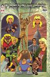 Cover for Fantaescape (Zap, 1988 series) #1