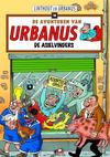 Cover for De avonturen van Urbanus (Standaard Uitgeverij, 1996 series) #168 - De asielvinders