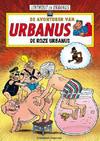 Cover for De avonturen van Urbanus (Standaard Uitgeverij, 1996 series) #123 - De roze Urbanus [Eerste druk (2007)]
