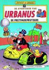 Cover for De avonturen van Urbanus (Standaard Uitgeverij, 1996 series) #6 - De pretparkprutsers
