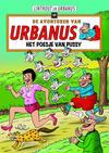 Cover for De avonturen van Urbanus (Standaard Uitgeverij, 1996 series) #159 - Het poesje van Pussy