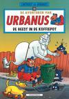 Cover for De avonturen van Urbanus (Standaard Uitgeverij, 1996 series) #55 - De geest in de koffiepot