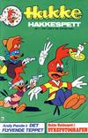 Cover for Hakke Hakkespett (Semic, 1977 series) #1/1977