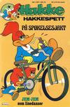 Cover for Hakke Hakkespett (Semic, 1977 series) #7/1977