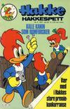 Cover for Hakke Hakkespett (Semic, 1977 series) #9/1977