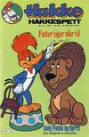 Cover for Hakke Hakkespett (Semic, 1977 series) #13/1977