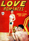 Cover for Love Romances (Bell Features, 1949 series) #9