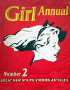 Cover for Girl Annual (Odhams, 1953 series) #2