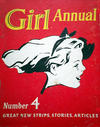 Cover for Girl Annual (Odhams, 1953 series) #4