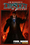 Cover for Jim Butcher's The Dresden Files: Fool Moon (Dynamite Entertainment, 2011 series) #2