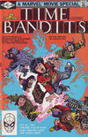 Cover Thumbnail for Time Bandits (1982 series) #1 [Direct]