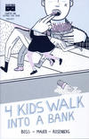 Cover Thumbnail for 4 Kids Walk into a Bank (2016 series) #1 [Emerald City Comic Con Convention Variant]