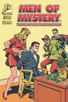 Cover Thumbnail for Men of Mystery Comics (1999 series) #102 [Cover A - Alex Schomburg]