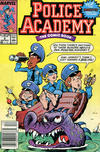 Cover for Police Academy (Marvel, 1989 series) #2 [Newsstand]
