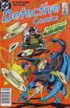 Cover Thumbnail for Detective Comics (1937 series) #573 [Newsstand]
