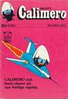 Cover for Calimero (Williams Förlags AB, 1973 series) #11