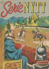 Cover for Serie-nytt [Serienytt] (Formatic, 1957 series) #18/1958