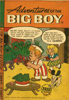 Cover for Adventures of the Big Boy (Webs Adventure Corporation, 1957 series) #141 [East]