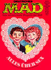 Cover for Mad (BSV - Williams, 1967 series) #61