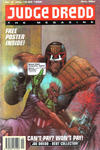 Cover for Judge Dredd the Megazine (Fleetway Publications, 1992 series) #2