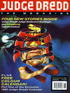 Cover for Judge Dredd the Megazine (Fleetway Publications, 1992 series) #10