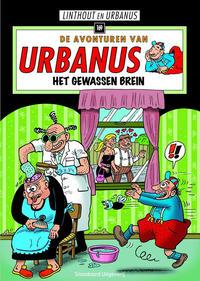 Cover Thumbnail for De avonturen van Urbanus (Standaard Uitgeverij, 1996 series) #169 - Het gewassen brein